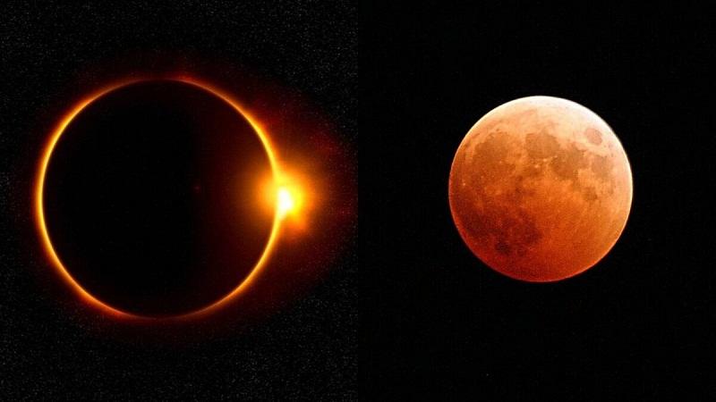 भारत समेत कई देशों में देखा गया चंद्र ग्रहण