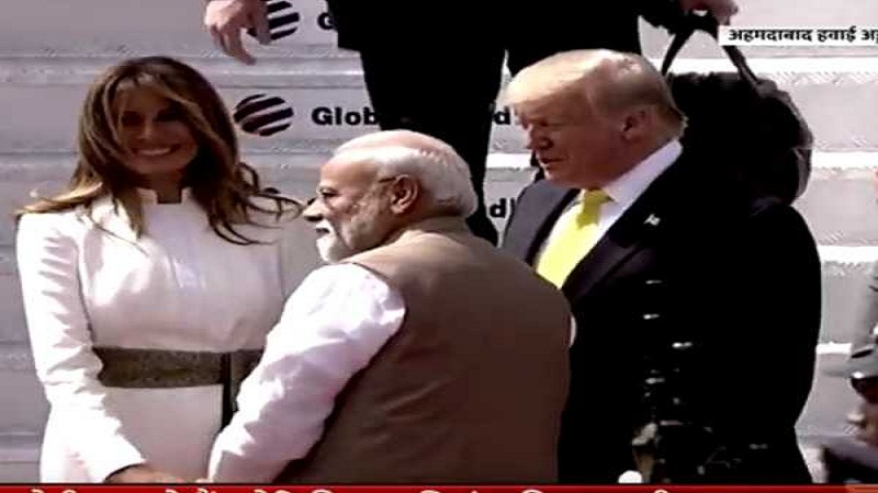 अमेरिकी राष्ट्रपति डोनाल्ड ट्रंप भारत आने को थे तत्पर, ट्वीट कर कही ये बात
