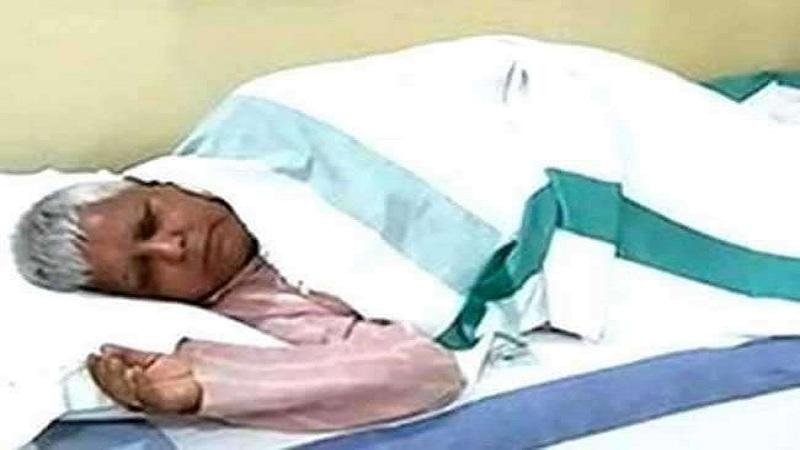 BIG BREAKING: राजद सुप्रीमो लालू यादव को एम्स भेजने की कवायद तेज