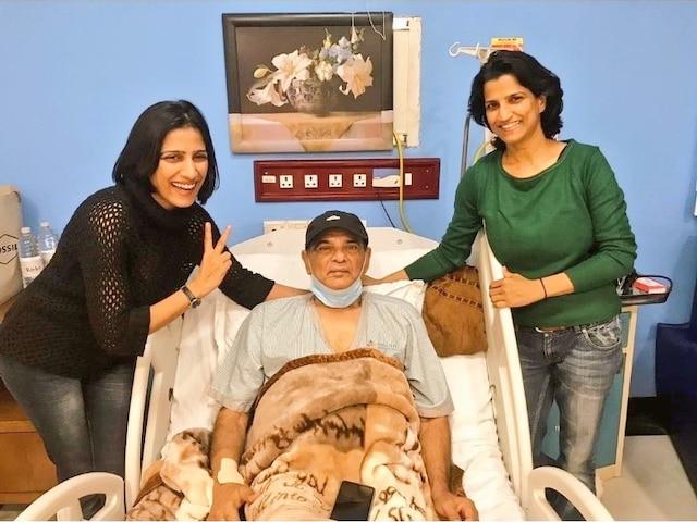 सुशांत सिंह राजपूत के पिता केके सिंह हार्ट अटैक आने की वजह से हुए थे अस्पताल में भर्ती