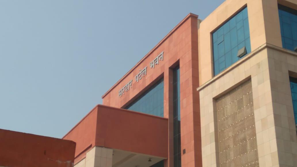 सीएम नीतीश पहुंचे पुलिस मुख्यालय,राज्य में बिगड़ी विधि व्यवस्था से हैं नाराज