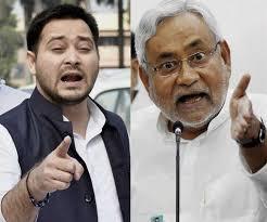 CM नीतीश कुमार अपराध रोकने में फेल-तेजस्वी