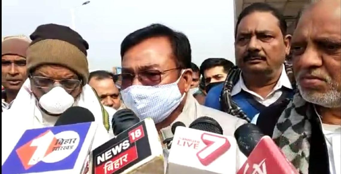 कांग्रेस प्रभारी भक्त चरण दास करेंगे बिहार के 15 जिलों का दौरा