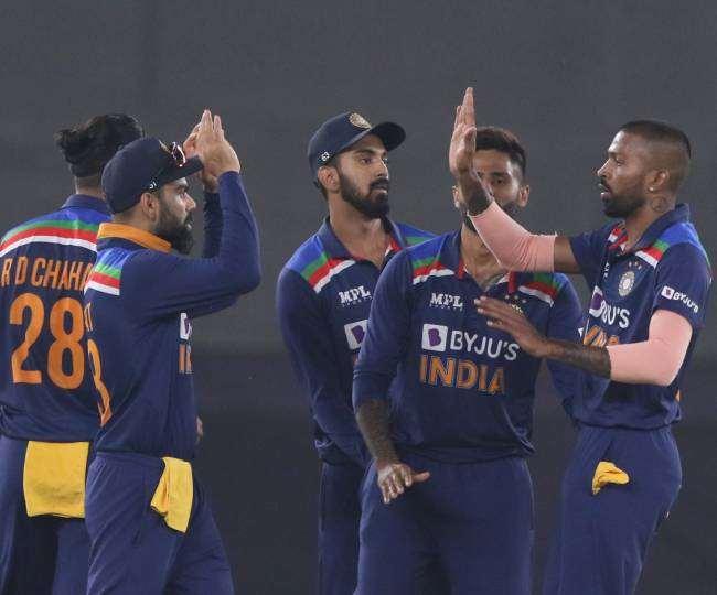 भारत ने इंग्लैंड को पहले वनडे मैच में 66 रन से हरा दिया-वनडे डेब्यू करने वाले क्रुणाल पंड्या और प्रसिद्ध कृष्णा के शानदार प्रदर्शन