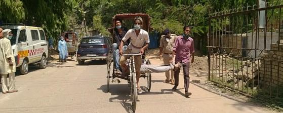 BREAKING NEWS: पीरबहोर थाना क्षेत्र के गोविंद  मित्रा रोड में दवा कारोबारी की गोली मारकर हत्या